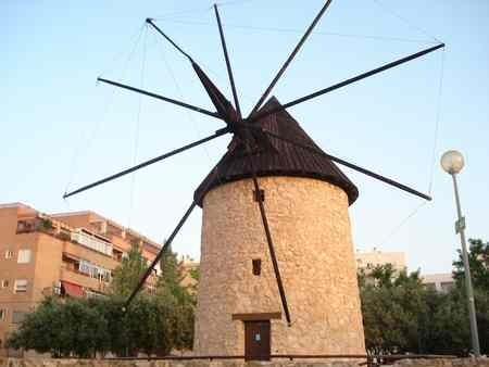 Torrevieja-windmill