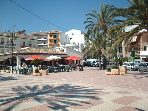 Javea-port-area