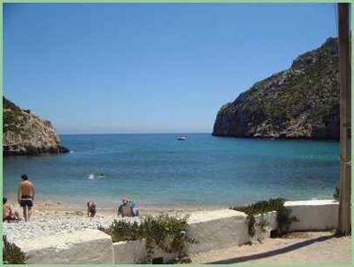 Javea_s-granadella-beach