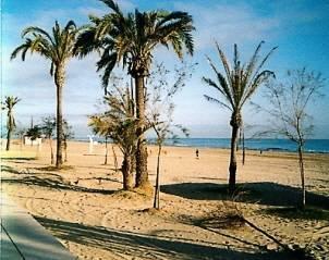 Gandia-beach