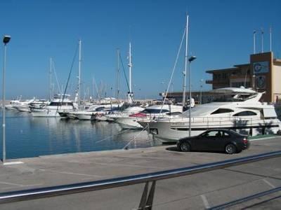 Gandia-port
