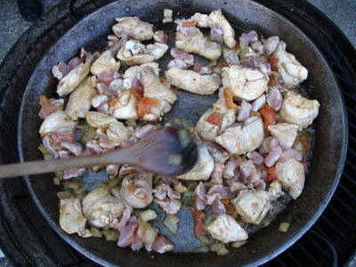 Paella6startcooking