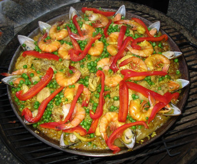 Paella9finish