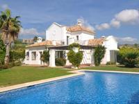 Villa for Sale in Benahavis, Malaga, Spain with 4 bedrooms ...