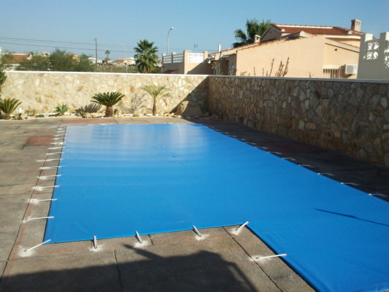 Pool Covers Pool Covers Winter Daisy Bubble Services A Spanish Life Mojacar